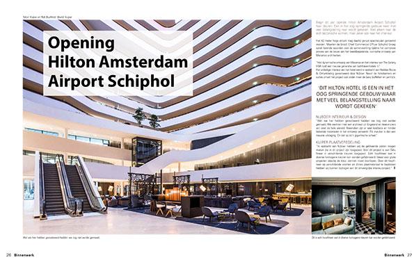 Kuiper Holland – Hilton Schiphol